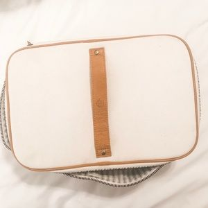 Magnolia Hearth & Hand cosmetic case / bag